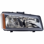 EagleEye 03-04 Oldsmobile Silverado (Classic) Replacement Headlight - Right Passenger Side