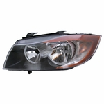 EagleEye 06-08 BMW 325I/325Xi/328I/328Xi/330I/330Xi/335I/335Xi Replacement Headlight - Driver Left Side