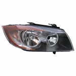 EagleEye 06-08 BMW 325I/325Xi/328I/328Xi/330I/330Xi/335I/335Xi Replacement Headlight - Right Passenger Side
