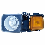 EagleEye 06-09 Hummer H3/H3T Replacement Headlight - Driver Left Side