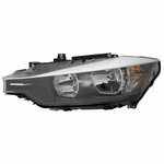 EagleEye 12-15 BMW 320I/328D/328I/335I Replacement Headlight - Driver Left Side