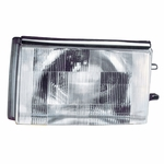 EagleEye 86-93 Volvo 240 Replacement Headlight - Driver Left Side
