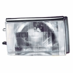 EagleEye 86-93 Volvo 240 Replacement Headlight - Right Passenger Side