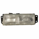 EagleEye 87-96 Oldsmobile Cutlass Ciera Replacement Headlight - Driver Left Side