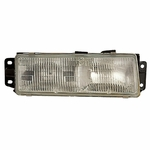 EagleEye 87-96 Oldsmobile Cutlass Ciera Replacement Headlight - Right Passenger Side