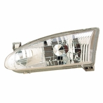 EagleEye 98-02 Geo Prizm Replacement Headlight - Driver Left Side