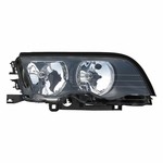 EagleEye 99-01 BMW 320I/323I/325I/328I/325Xi/330I/330Xi Replacement Headlight - Right Passenger Side