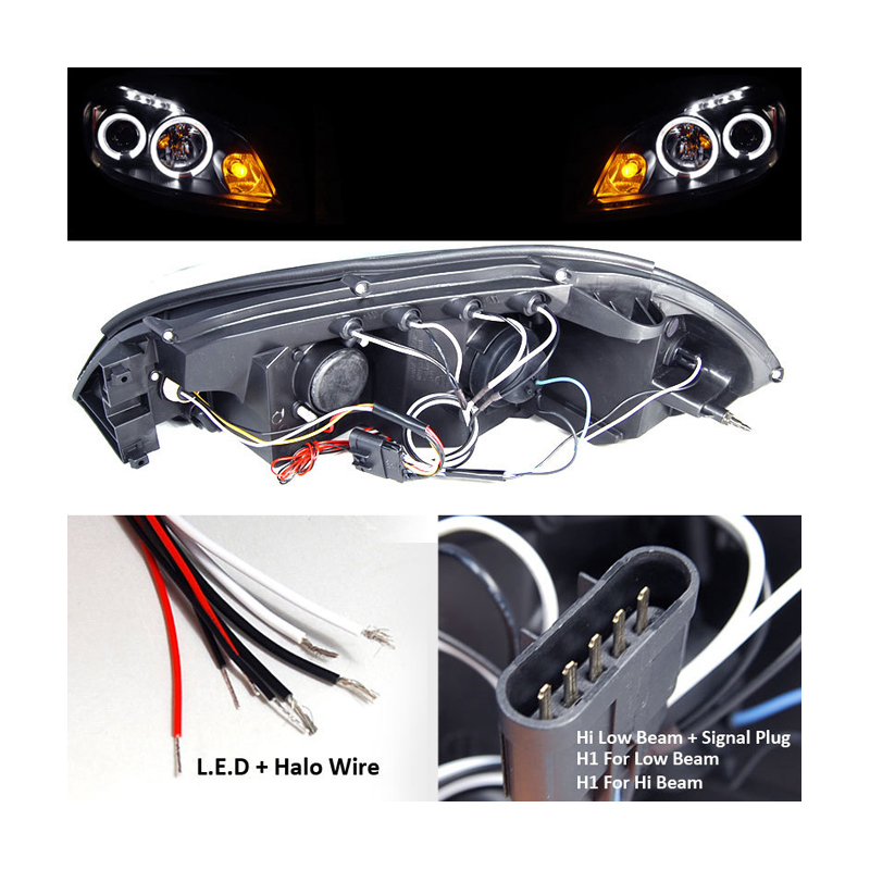 2007 chevy impala headlight wiring 2007 image xenon 06 15 chevy impala monte carlo halo led projector on 2007 chevy impala headlight wiring
