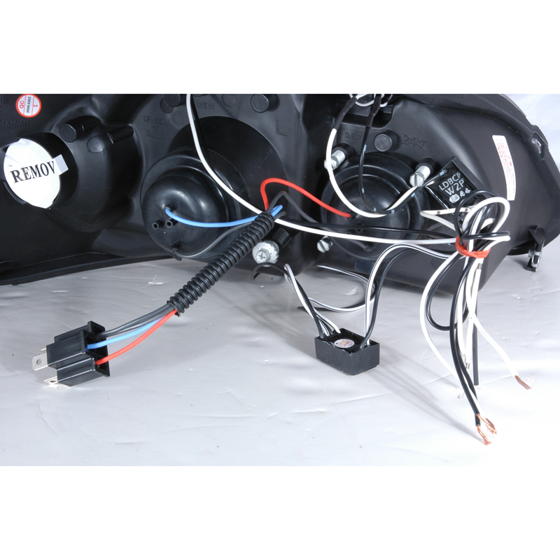 halo led wiring diagram halo image wiring diagram halo led projector headlights wiring installation halo on halo led wiring diagram