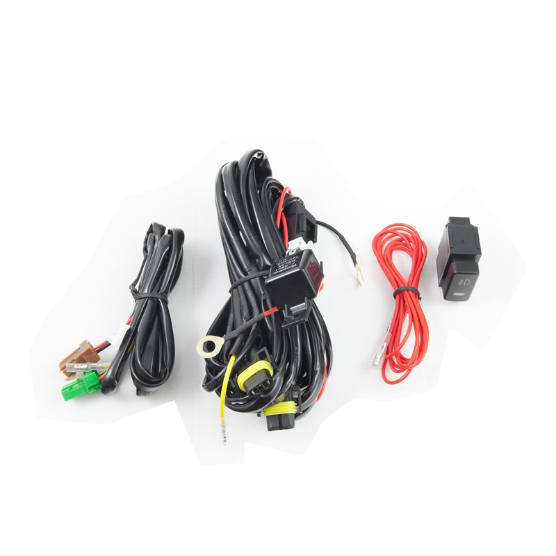 hid conversion kit wiring diagram 08 altima hid xenon + winjet 2005-2006 nissan altima oem style fog ... xenon hid conversion kit wiring diagram
