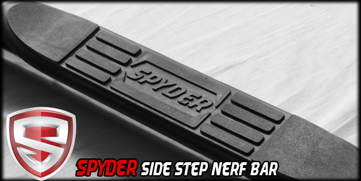 Side Step Nerf Bar