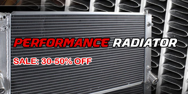 Performance Cooling Radiator
