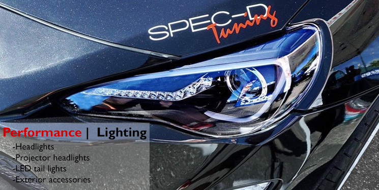 Spec-D Tuning Lighting