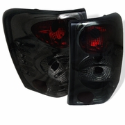 Jeep Grand Cherokee 99-04 Altezza Tail Lights - Smoked ALT-YD-JGC99-SM By Spyder
