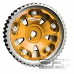 Mitsubishi Mirage / Colt / Lancer 4G16 1.5L Engine Performance Adjustable Aluminum Cam Gear - Gold