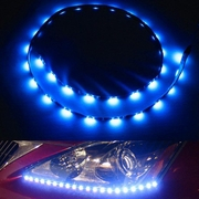 Side Facing LED Dayliner Headlight Light Strip Pair (Universal Fitment)