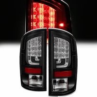 Spyder 02-06 Dodge RAM V2 LED Tail Lights - Black