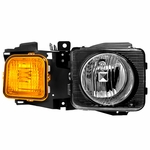 Spyder HD-JH-HUMH306-OE-R Hummer H3 06-10 / Hummer H3T 09-10 Passenger Side Headlight -OEM Right