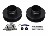 "Supreme Suspension 2.5"" Front PRO Spring Spacers for 1994-2015 Dodge Ram 1500 2500 3500 2WD (Does Not Fit Extended Cab Models / Does Not Fit Mega Cab Models)"