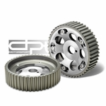Toyota Supra / Lexus IS300 GS300 SC300 Performance Adjustable Aluminum Cam Gear - Silver