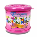 TREEFROG JASMINE SCENT LONG LASTING 2.8 OZ 80G CAR/TRUCK/OFFICE AIR FRESHENER