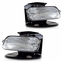 Winjet 99-04 Ford F150 / F250 / Expedition OEM Style Fog Lights - Clear