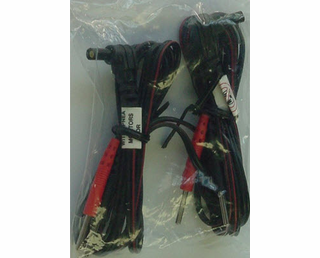 60 Inch Long Lead Wires - Pair