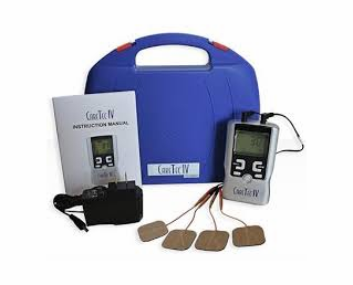 CareTec IV Digital TENS-EMS-Interferential-Russian Therapy System