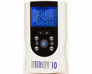 INTENSITY 10 Digital Tens Unit - 10 Pre-Set TENS Programs