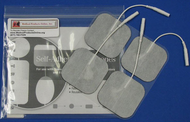 "Medical Products Online 2""X 2"" Carbon Electrodes"