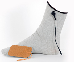 TENS Conductive Sock – One Size Fits All