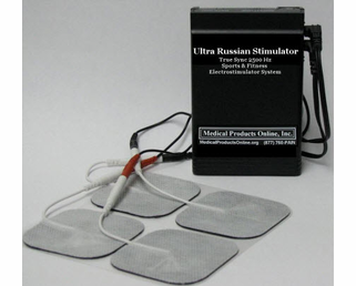 Russian Stimulator: MPO-2500 Ultra Russian Muscle Stimulator