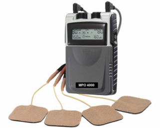 MPO-4000 Professional Digital Tens System