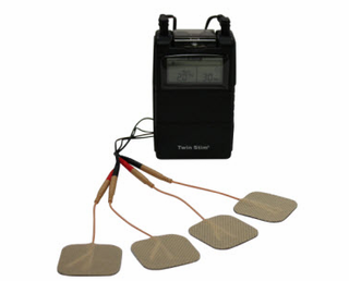 TENS & Muscle Stimulator MPO-8000 - Combo Professional Digital Unit