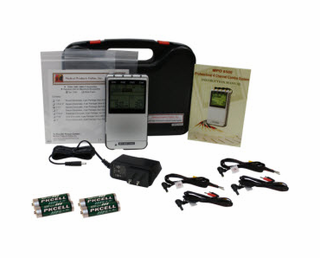 MPO-8500 Four Channel Digital TENS and EMS Twin Stim Plus 2nd Edition