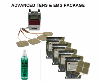 MPO Complete Advanced TENS & EMS Package