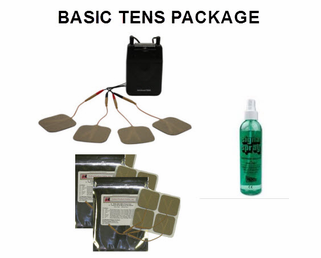 MPO Complete Basic TENS Package