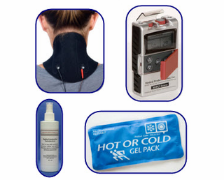 TENS Neck Therapy System: MPO Complete Neck Therapy System