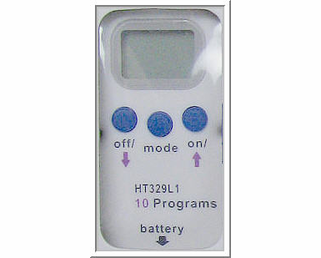 Wireless TENS and EMS Unit: MPO Wireless 10 Mode Combo System