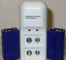 9V Battery Charger PLUS Two 9V Rechargeable Batteries