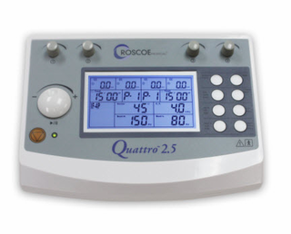 Clinical Electrotherapy Quattro 2.5 Professional Four-Channel System