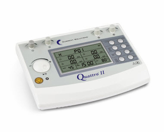 Quattro II Professional Four-Channel Electrotherapy Device