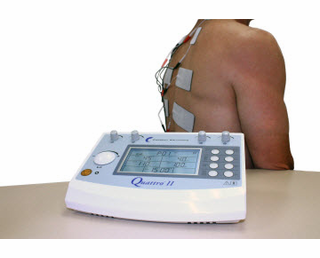 Quattro 2.5 Professional Four-Channel Electrotherapy Device