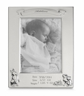 Baby Birth Record Bunny Picture Frame