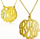 Initial Reaction Monogram & Personalized Jewelry