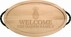 Personalized Welcome Pineapple Cutting Board