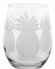 Pineapple Glass Collection