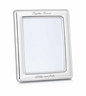 Regal Sterling Silver Personalized Frame