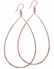 Teardrop Dangle Earrings by Charlene K