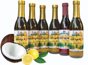 Agave Flavoring Syrups